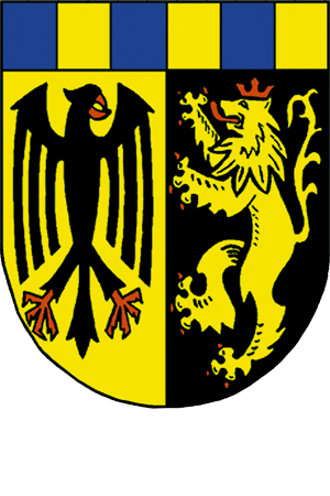 Seal of the District of Rhine-Hunsrück (Simmern) (Nahe Valley & Hunsrück)